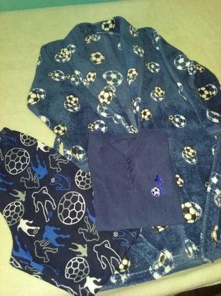 Bata + pijama
