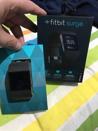 Reloj deportivo Fitbit surge