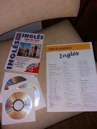 Curso de ingles intensivo con CD