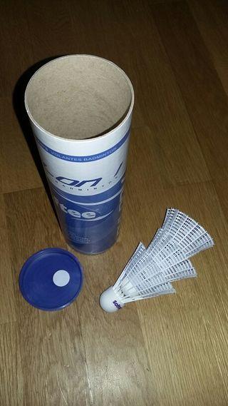 Pelotas badminton