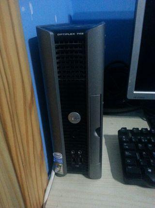 CPU Dell dual core