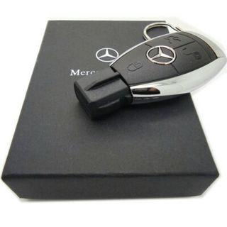 Memoria USB Llave Mercedes Benz 32Gb.