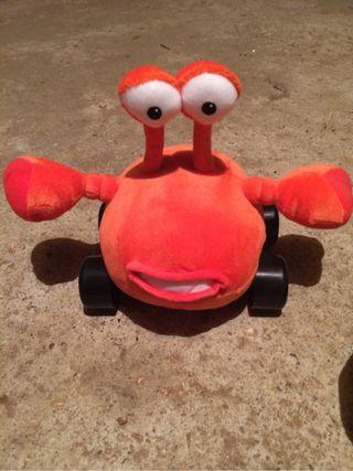 Muñeco peluches Jungla sobre ruedas Disney Channel