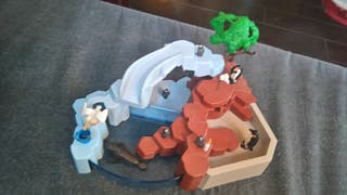 acuario de playmobile
