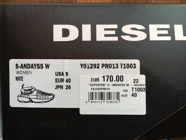 Zapatillas Diesel