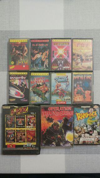 Juegos Sinclair spectrum
