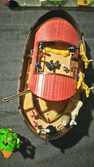 arca de noe de playmobile