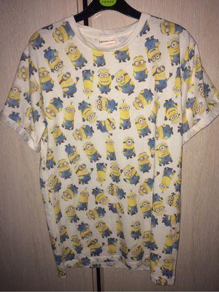 Camiseta minions