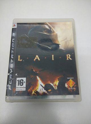 Juego PS3 -LAIR-