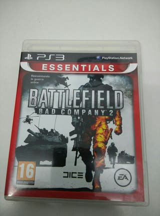 Juego PS3 - BATTLEFIELD BAD COMPANY 2