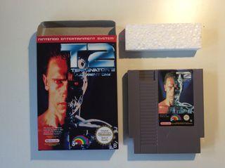 Terminator 2 Nintendo Nes