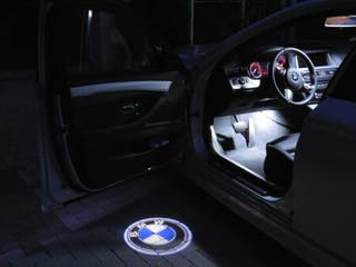 Luz cortesia puerta BMW