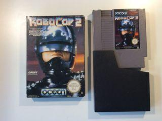 Robocop 2 Nintendo Nes