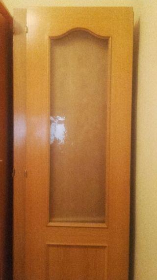 Lote puertas para tres habitaciones.REBAJADAS
