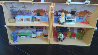 clinica de playmobile