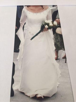 Vestidos novia talla 44