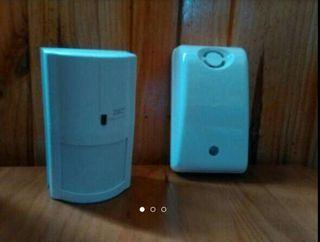 Sensor de movimiento/ alarma