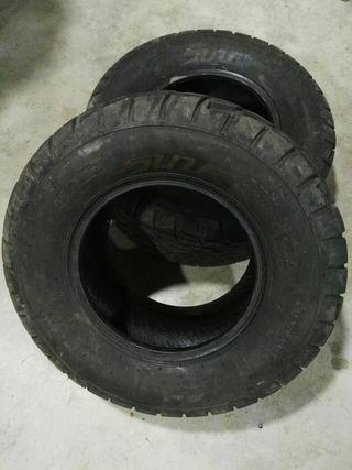 Neumáticos traseros Quad/ATV SUNF