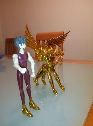 Caballero del Zodiaco, Saint Seiya, Oro