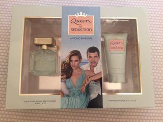 Colonia Antonio Banderas Queen of Seduction