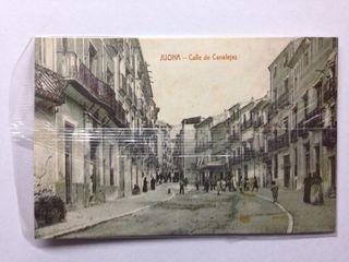 Postal clásica colección Jijona