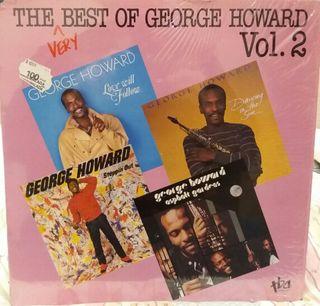 """LP """"The Best Of George Howard vol.2"""""""