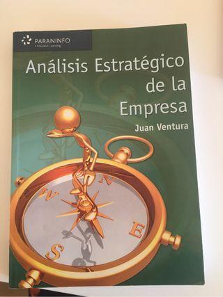 Analisis Estrategico Empresa