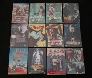 Dvd's Varios géneros a elegir