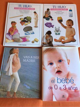 Libros para futuras mamás