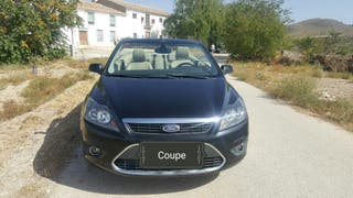 DESCAPOTABLE ford focus coupe cabriolet
