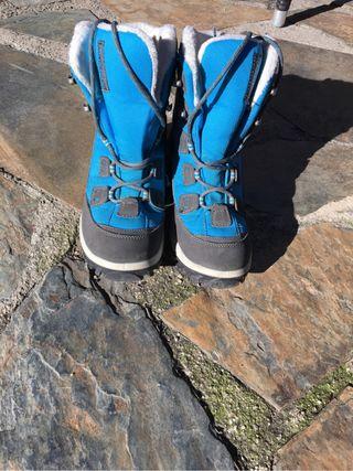 Botas de montaña unisex