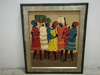 cuadros de estilo dominicano