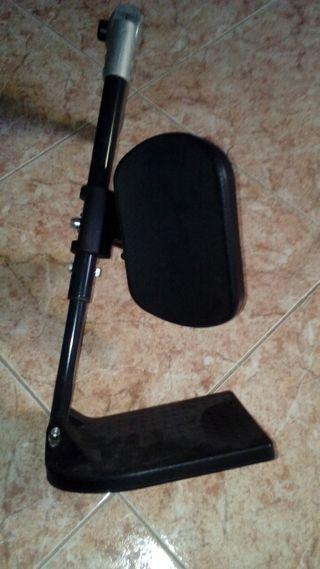 Aplicación para silla de ruedas ortopèdica