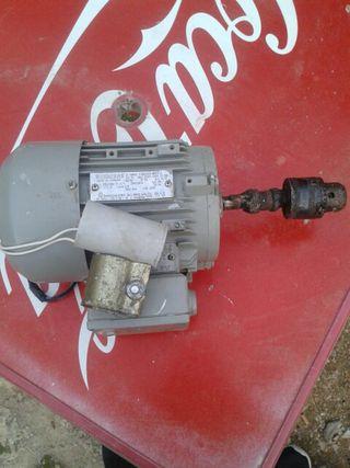 motor trifasico y monofasico