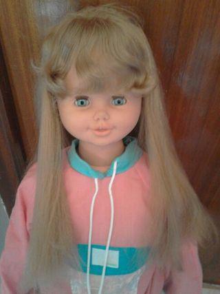 muñeca rosaura de los 90