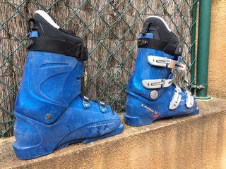 Botas esqui junior o para pie pequeño