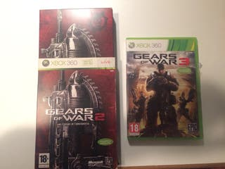 Gears of war 2 y 3