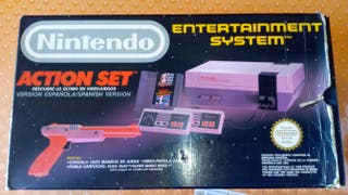 Nintendo Entertainment System 8 Bits