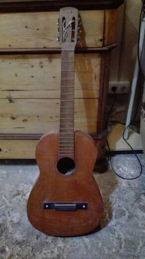 Guitarra de jose mas y mas