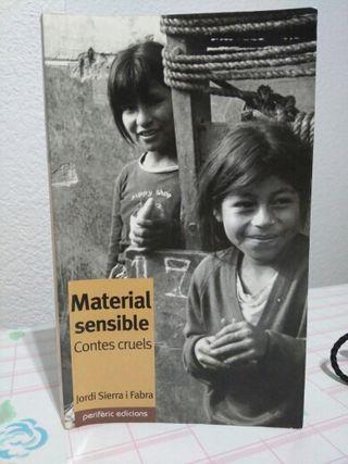 Material sensible.