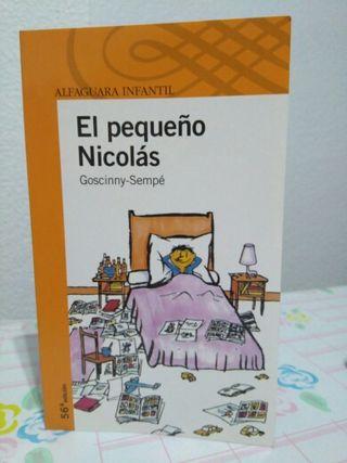 El pequeño Nicolás.