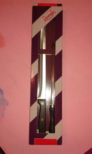 Cuchillo + Afilador