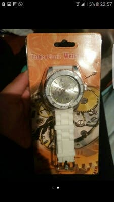 reloj greender
