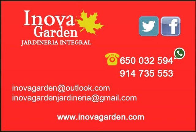 Jardineros mantenimiento particulares, comunidades