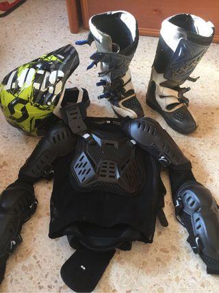Accesorios quad/moto montaña