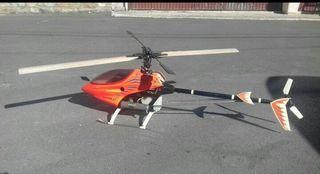 Helicoptero rc