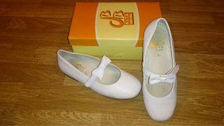 Zapatos comunion 33