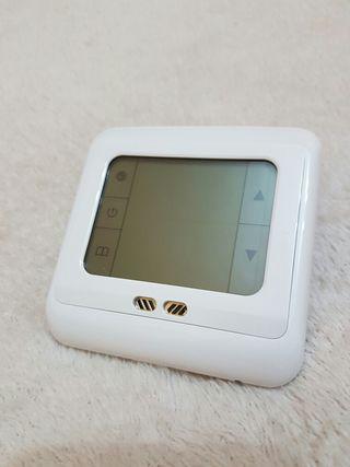 Termostato Digital Táctil