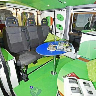 furgoneta camper peugeot boxer turismo vivienda