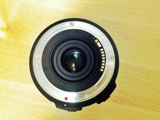 SIGMA 18 200 Montura Canon Muy Nuevo